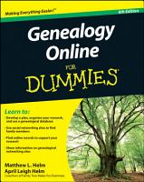 Genealogy Online For Dummies PDF