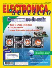 Electrónica y Servicio: Componentes de audio