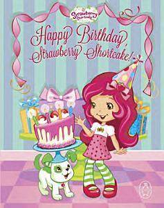 Happy Birthday  Strawberry Shortcake PDF