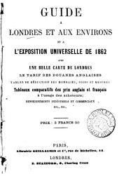 Guide à Londres et aux environs et à l'Exposition universelle de 1862