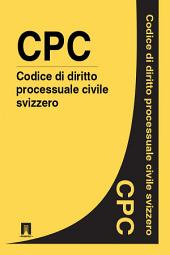 Codice di diritto processuale civile svizzero - CPC