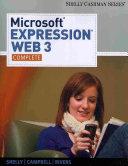 Microsoft Expression Web 3  Complete PDF