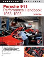 Posche 911 Performance Handbook 1963-1998, 3rd Edition