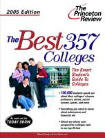 Best 357 Colleges  2005 Edition PDF