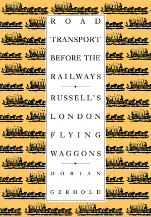 Road Transport Before the Railways