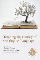 Teaching the History of the English Language PDF