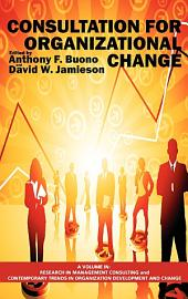Consultation for Organizational Change