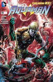 Aquaman (2011- ) #11
