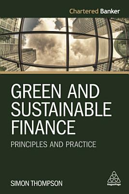 Green and Sustainable Finance PDF