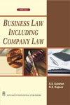 Business Law Including Company Law PDF