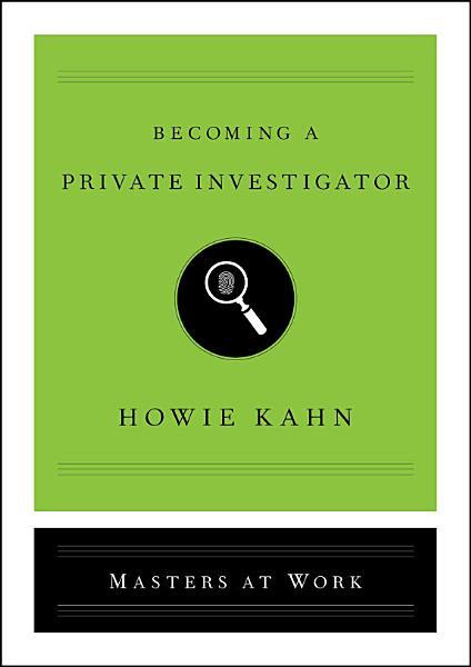 Download Becoming a Private Investigator Book