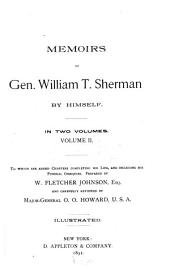 Memoirs of Gen. William T. Sherman: Volume 2