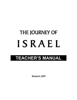 The Journey of Israel   Teacher s Manual PDF Book