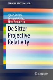 De Sitter Projective Relativity