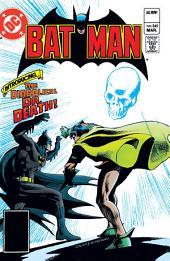 Batman (1940-) #345