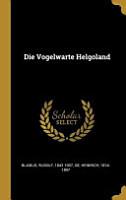 Die Vogelwarte Helgoland PDF