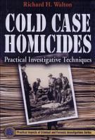 Cold Case Homicides PDF