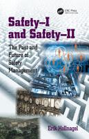 Safety I and Safety II PDF
