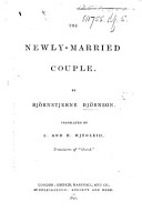 The Newly Married Couple     Translated by S  and E  Hjerleid PDF