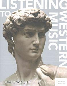 Listening to Western Music Book
