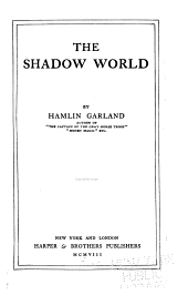 The Shadow World