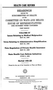 Health Care Reform PDF