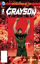 Grayson: Futures End (2014-) #1