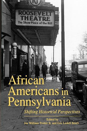African Americans in Pennsylvania PDF