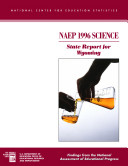 NAEP 1996 SCIENCE State Report for Wyoming