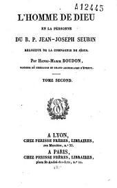 L'homme de Dieu en la personne du R. P. Jean-Joseph Seurin