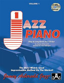 Vol  1 How to Play Jazz for Piano  The Most Widely Used Improvisation Method on the Market   Book   2 CDs PDF
