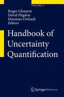 Handbook of Uncertainty Quantification
