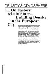Density & Atmosphere