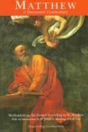 Matthew  a Devotional Commentary PDF