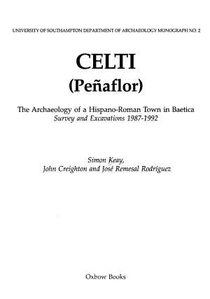 Celti  Pe  aflor  PDF