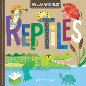 Hello  World  Reptiles Book