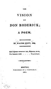 The Vision of Don Roderick: A Poem
