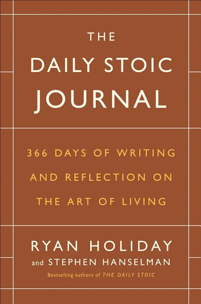 Download The Daily Stoic Journal Book
