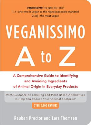 Veganissimo A to Z
