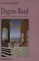 Dagoes Read PDF