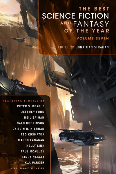 Download The Best Science Fiction and Fantasy of the Year Book