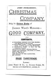 Good company  afterw   Round the hearthstone  ed  by J J  Wray PDF
