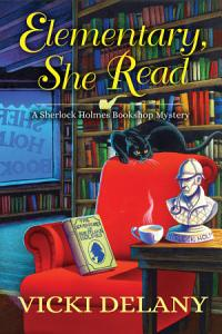 Elementary  She Read Book