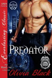 Predator [Federal Paranormal Agency 4]