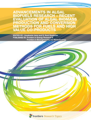 Advancements in Algal Biofuels Research – Recent Evaluation of Algal Biomass Production and Conversion Methods of into Fuels and High Value Co-products