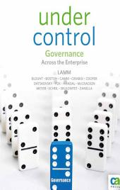 Under Control: Governance Across the Enterprise