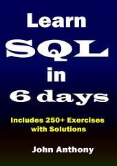 Learn SQL in 6 days