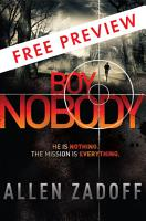 Boy Nobody FREE PREVIEW Edition PDF