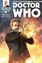 Doctor Who: The Twelfth Doctor #15: The Hyperion Empire #4