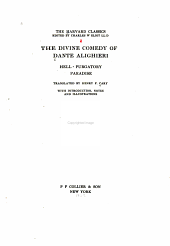 The Divine Comedy of Dante Alighieri: Hell, Purgatory, Paradise, Volume 20